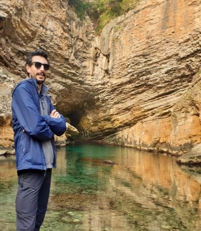 Sardala Koyu-Cennet Havuzu